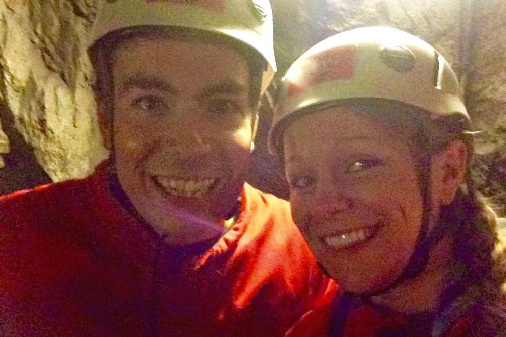 Matt & Jade post-bounce
