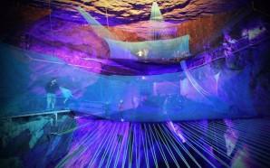 Bouncing Around in a Subterranean Playground