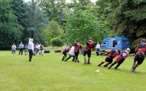 A Jolly Good Time at an English Village Fete