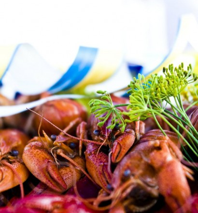 Mmmm, Crayfish!