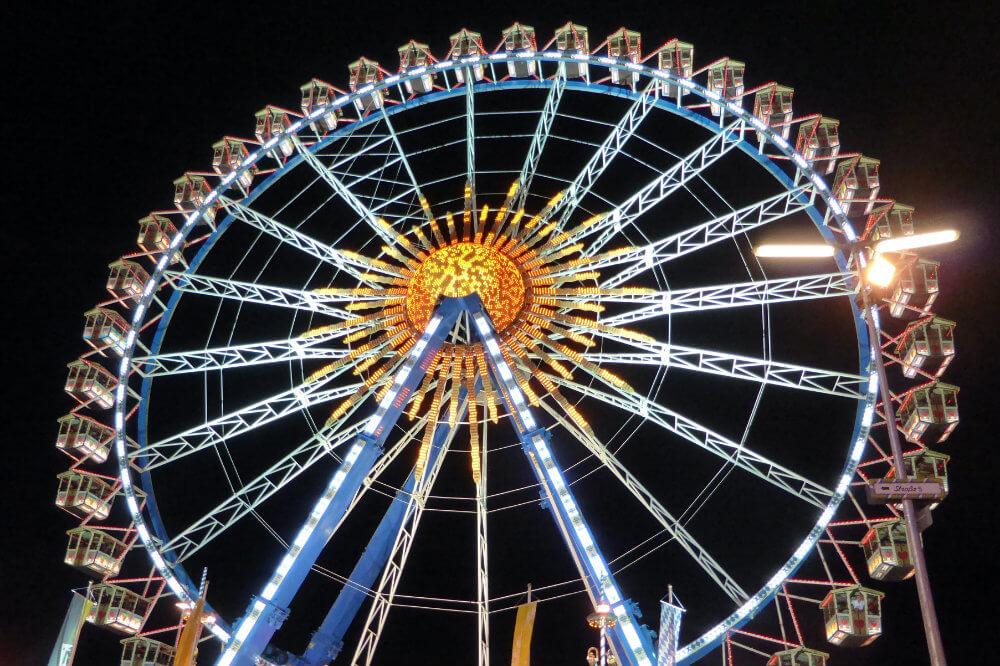 Big Wheel at Oktoberfest