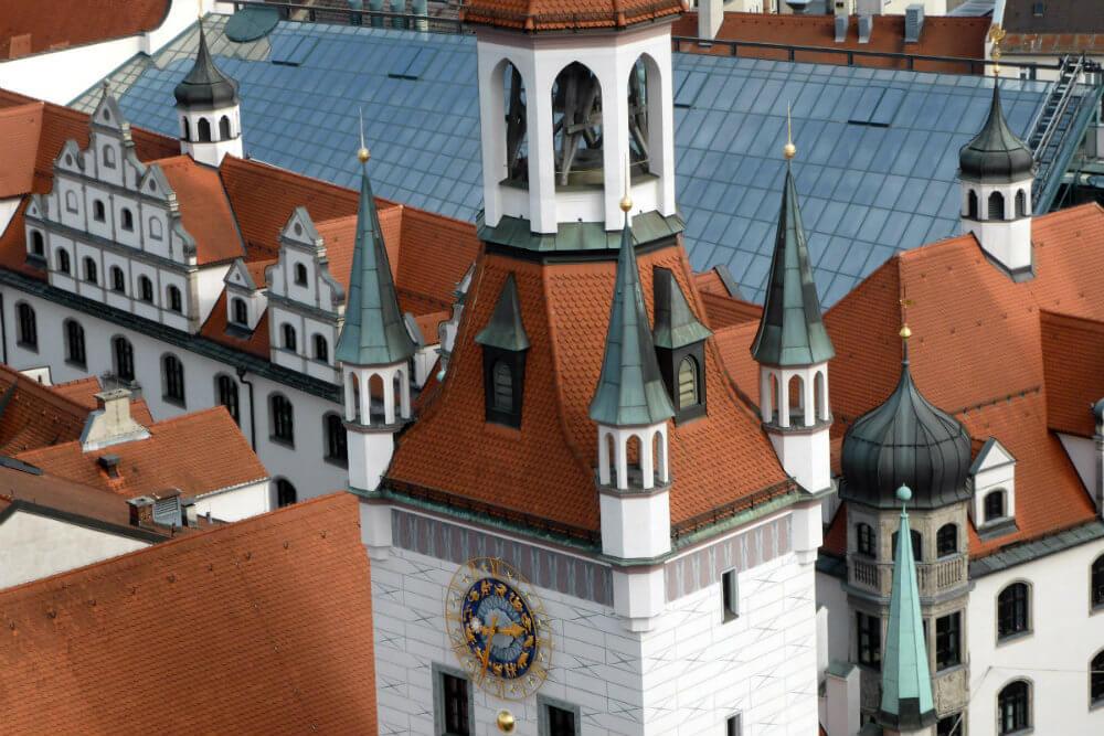 Old Town Hall, Munich