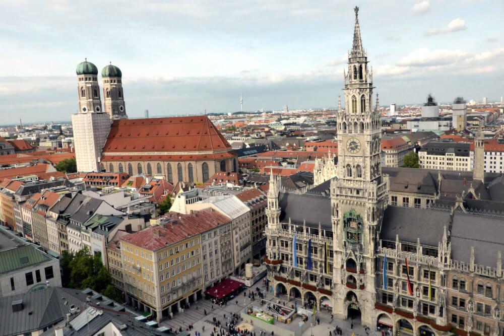 New Town Hall, Marienplatz, 24 Hours In Munich