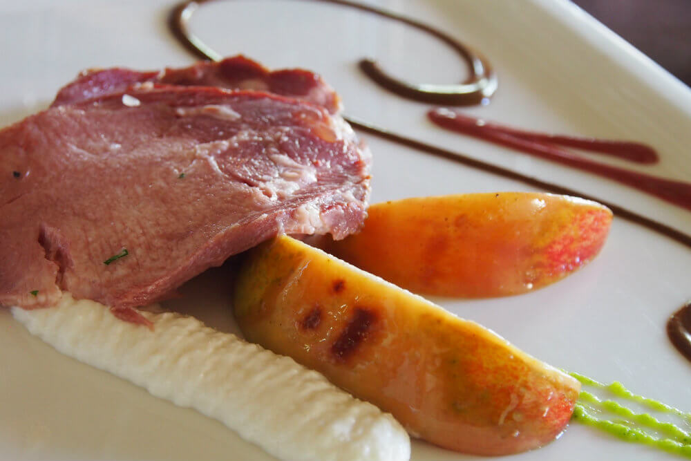 Beef Tongue, as served at Vodnikov Hram