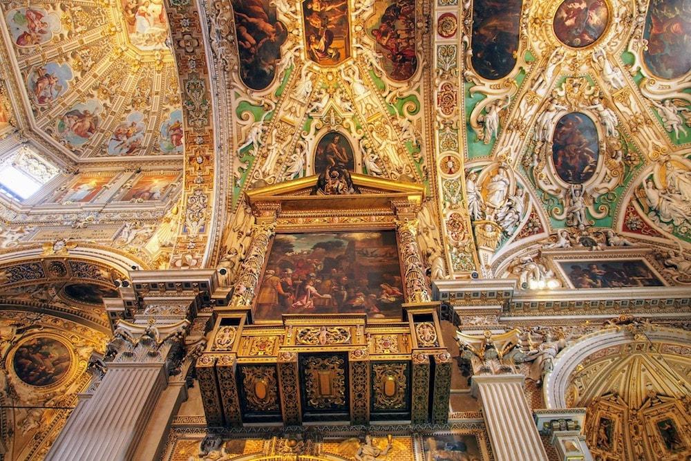 Bergamo's Basilica di Santa Maria Maggiore