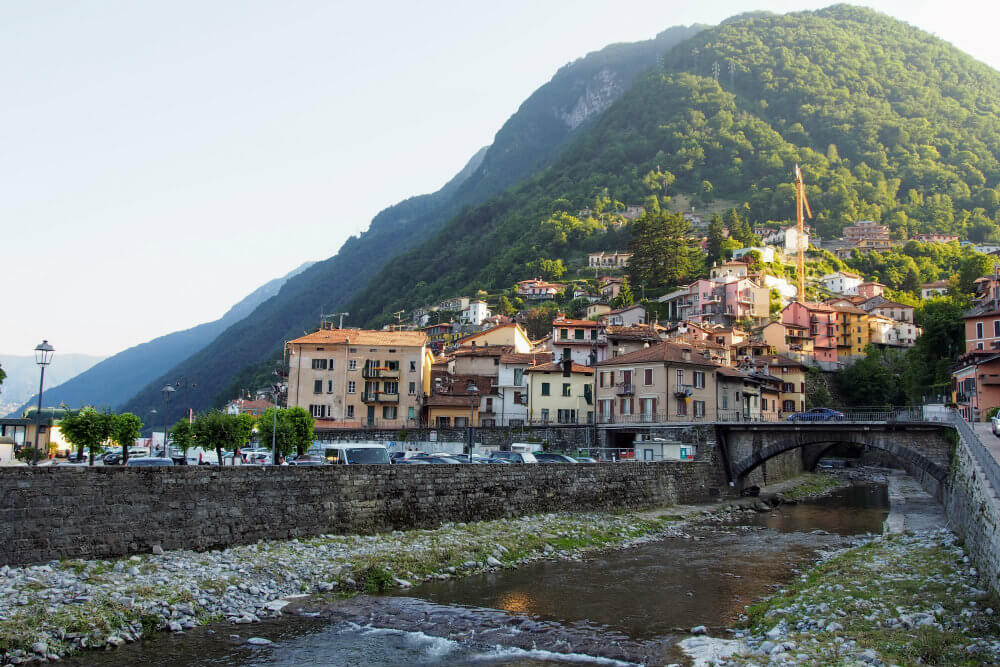The heart-breakingly pretty village of Argegno on Lake Como, Italy