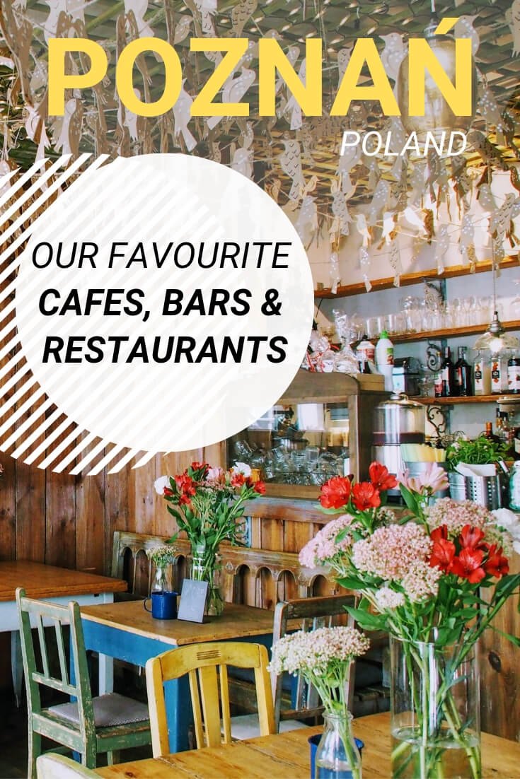 Poznań, Poland: our favourite cafes, bars and restaurants