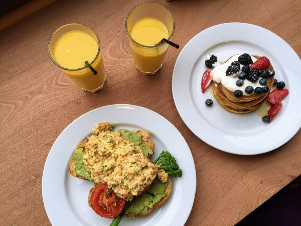 Brunches of all kinds can be enjoyed at The Brunch Club, Liverpool