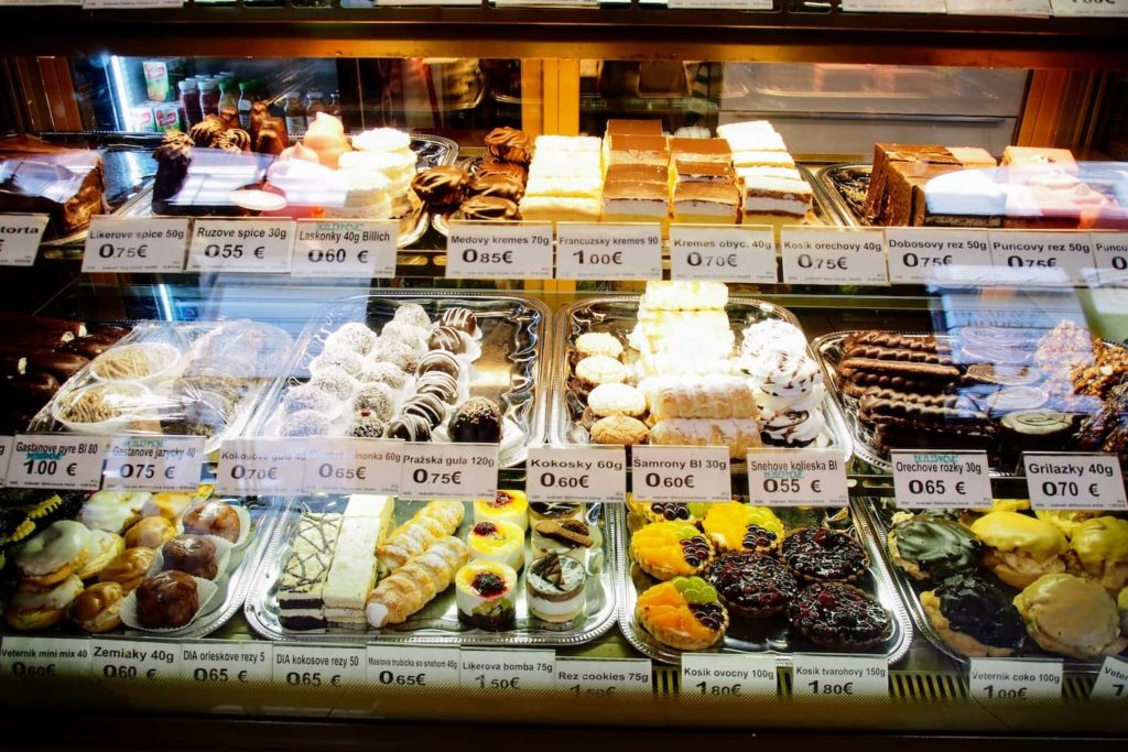 Slovakia is home to a plethora of local speciality cakes