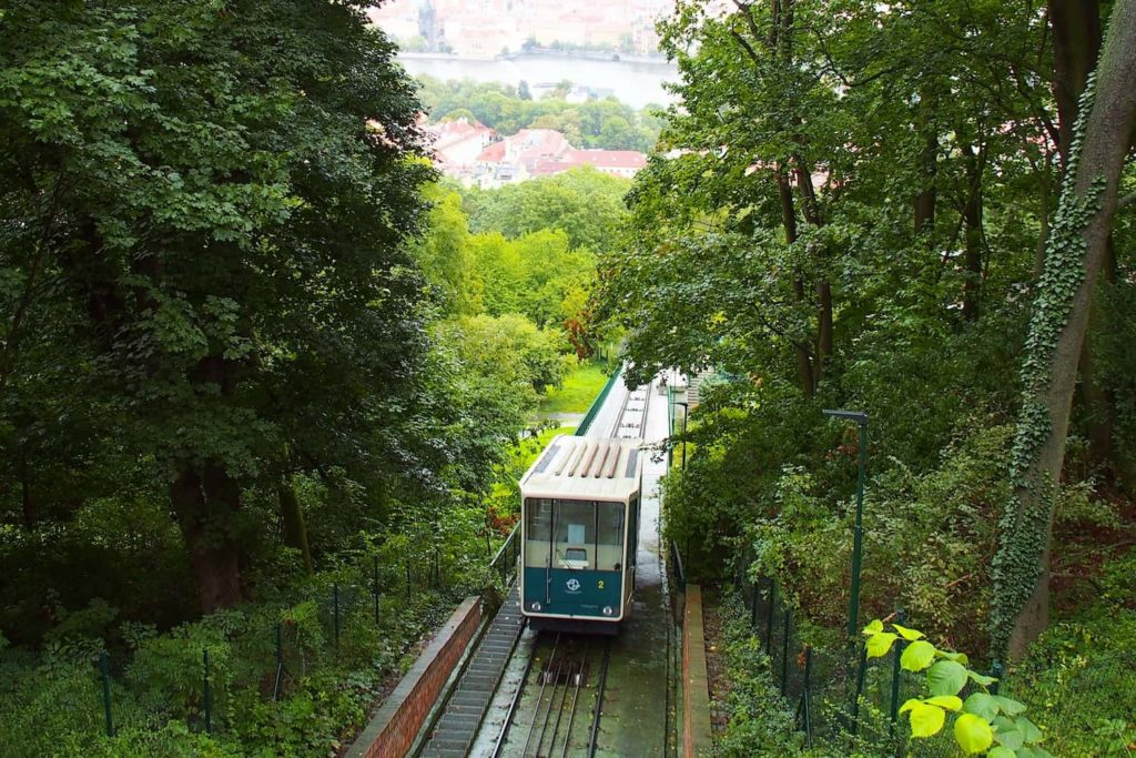 We recommend taking the funicular to the top end of the park and then head back down on foot