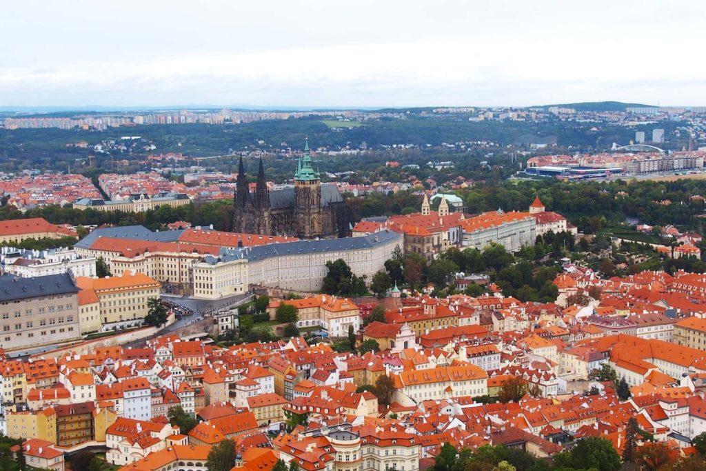 Enjoy the splendour of Prague Castle without crowds of tourists