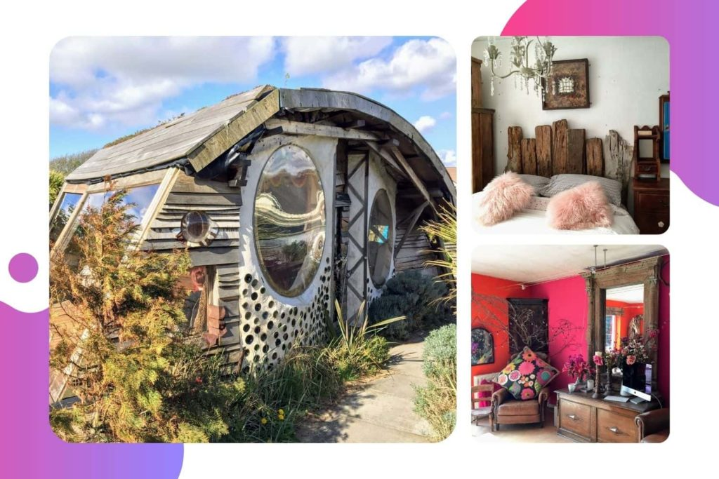 Artists Home & The Owl House in Hightown, Merseyside