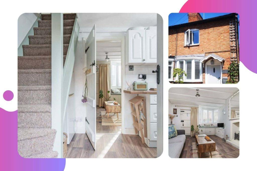 Cosy Cottage in Wellesbourne, Warwickshire