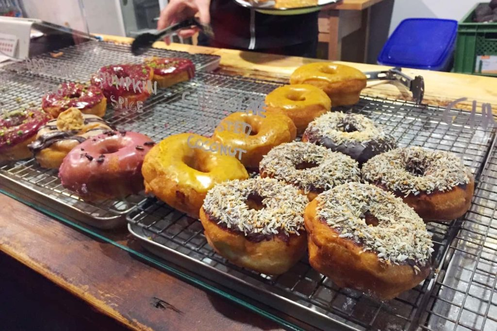 Brammibal's delicious vegan doughnuts are absolutely unbeatable