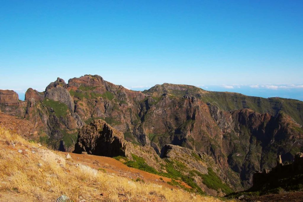 Just a small sample of Madeira's impressive geology