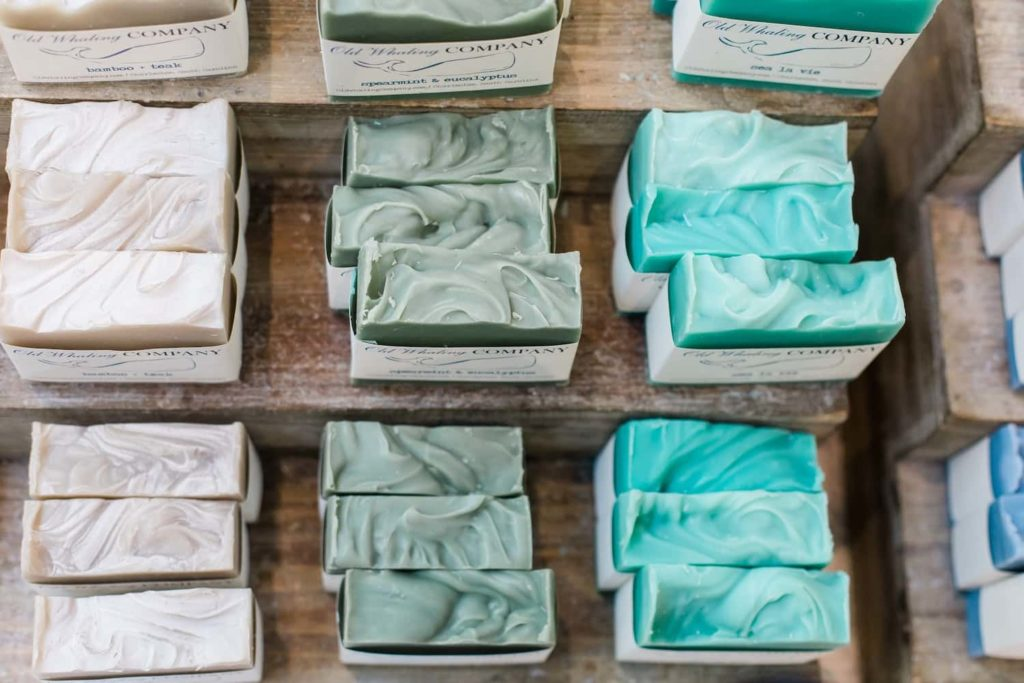 It's no super easy to buy plastic-free soap